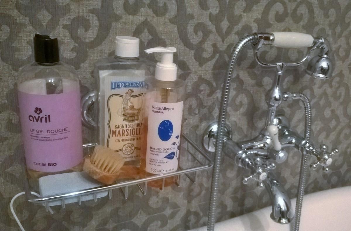 Quando anche la doccia è un piacere
