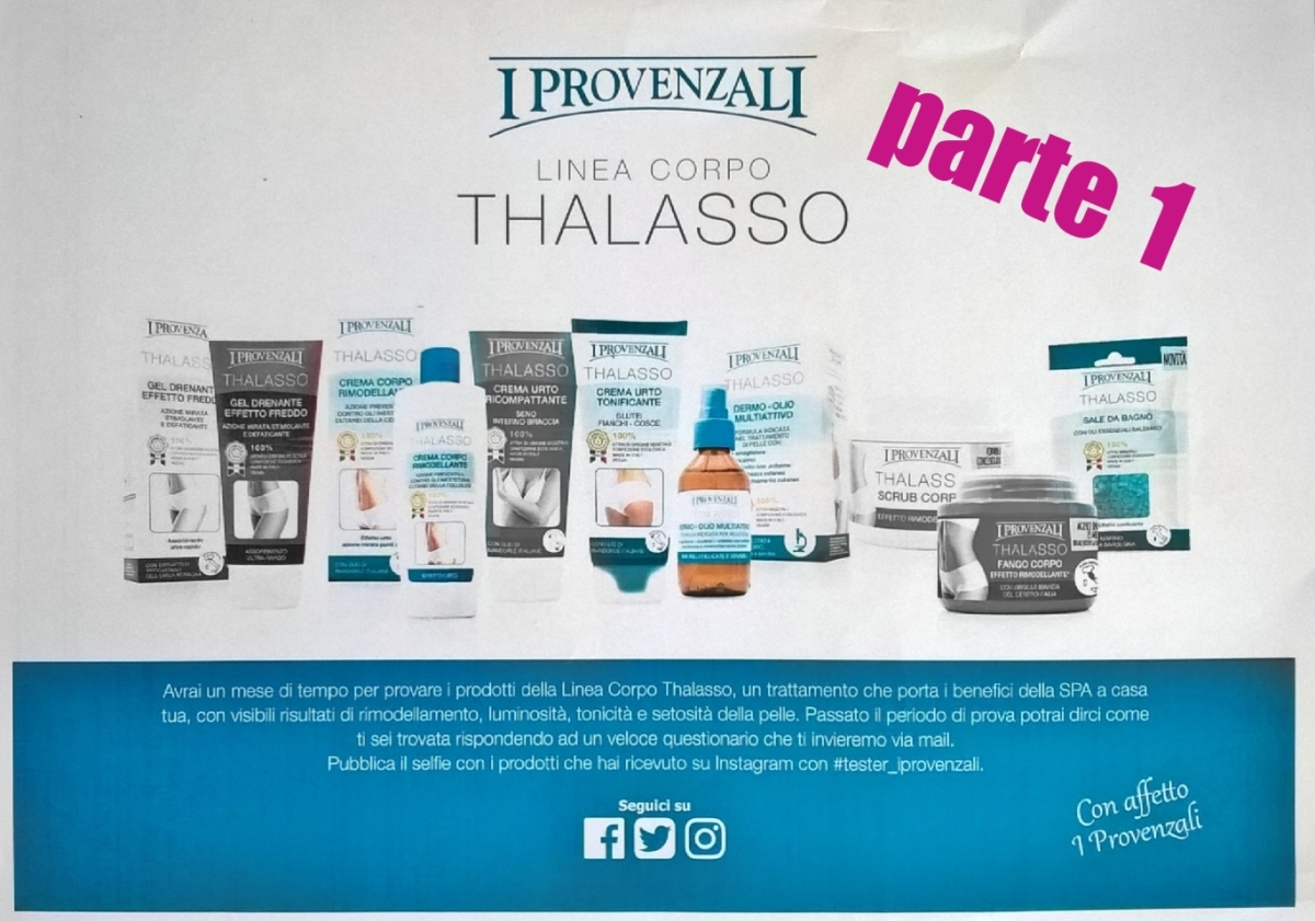 THALASSO, the big review part.1