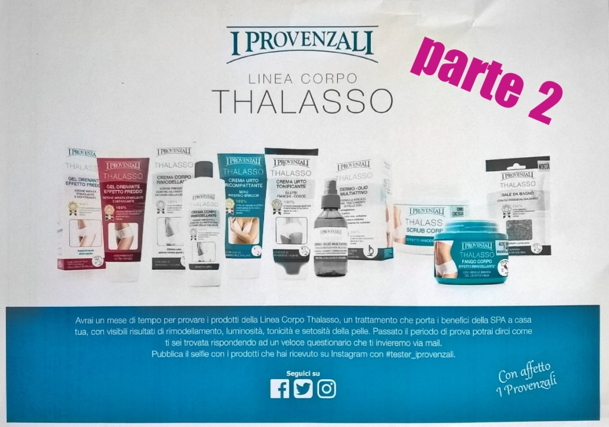 THALASSO, the big review part.2